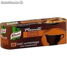 112G marmite fond volaille knorr