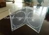 11mm double blu ray case super clear