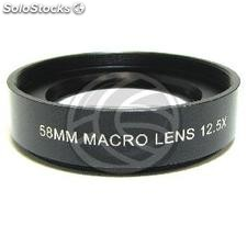 12.5X Macro Lens 58mm mount (JC73)
