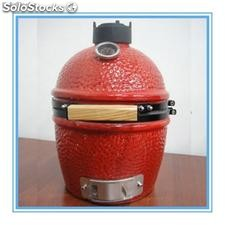 12'' Kamado Grill Cerámica / Table Grill (red)
