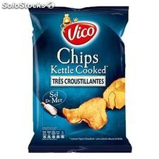 120G chips kettle cooked nature vico