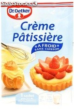 125G 1ST creme patissiere a froid dr.oetker