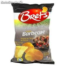 125G chips saveur barbecue bret's