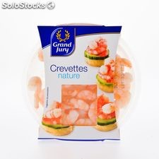 125G crevettes roses decortiquees grand jury