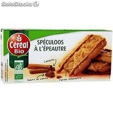 125G speculoos epeautre cereal bio