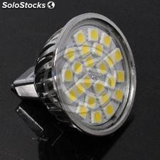 12VDC 3.5W MR16 led Bulb Light 50mm cold day (NJ25)