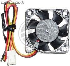 12VDC Chassis Fan (40x40x10mm) (VL62)