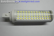 12W G23 led corn lamp G24 foco maiz led smd 5050 calido 3000K 4500K 127V 110v
