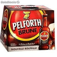 12X25CL biere pelforth brune