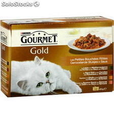 12X85G bouchees roties gold gourmet
