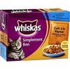 12X85G simplement bon poisson whiskas
