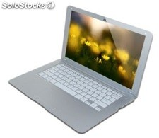 13.3pul android netbook notebook laptop pc1388 Android4.2 wm8880 1gb 8gb wifi