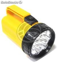 13 LED lantern with handle high gloss (LL06)