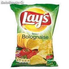130G chips bolognaise lay's