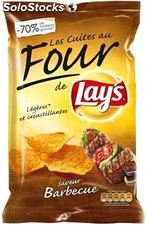 130G chips cuite au four barbecue lay's