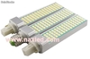 13w g24 led plug light, horizontal led lighting