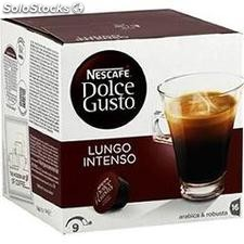 144G dolce gusto lungo intenso nescafe