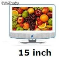"15"" LCD TV i PC monitor"