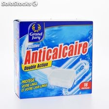 15 pastilles anti calcaire standard grand jury