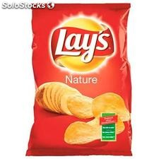 150G chips finement salee lays