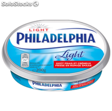 150G tartinable light nature philadelphia