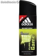 150ML spray deodorant pure game adidas