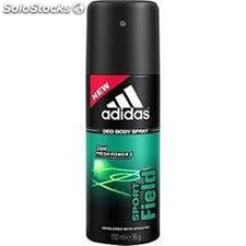 150ML spray deodorant sport field adidas