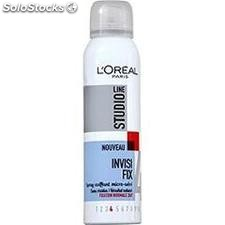 150ML spray invisi' fixant studio line