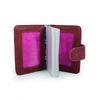 15603 wallet card holder marca skpa t Rosso - Foto 3