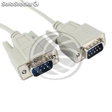 15m serial cable (DB9-m/m) (CS66)