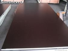 15mm red/black/brown film faced plywood
