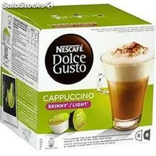 161.6G dolce gusto cappucino light nescafe