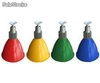 16Watt Supermarket led Low Bay Light, Red/Yellow/Blue/Green