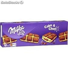 175G cake and choc milka