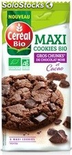 185G maxi cookie choco cacao cereal bio
