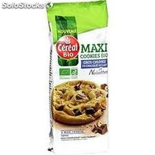 185G maxi cookie choco noisette cereal bio