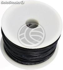 18AWG power cable 30m black (ML05)