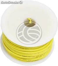 18AWG Power Cable Yellow 30m (ML06)