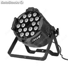 18x15w led par 6in 1 Cañon De Led 18x10 Rgbw 4 En 1 18x12w led par cans 5in1