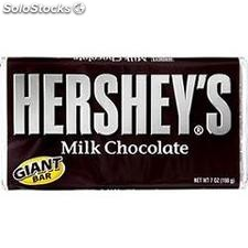 198G milk chocolate bar hershe