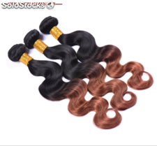 1B / 30 extension de cheveux ombre