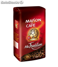 1KG cafe grain tradition robusta maison du cafe