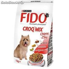 1KG croquette mix adulte fido