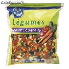 1KG legume couscous zip grand jury