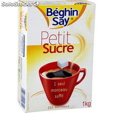 1KG sucre petits carres beghin say