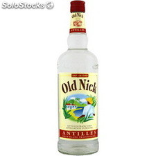 1L rhum blanc old nick 40°