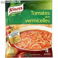 1L soupe deshydratee tomate/vermicelle knorr
