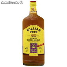 1L whisky n°6 william peel old 40°