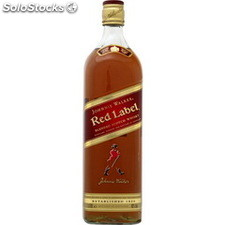 1L whisky red johnny walker 40°