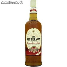 1L whisky sir pitterson old 40°